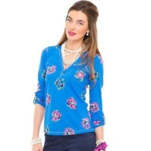 Of Corsage long sleeve Lilly Pulitzer